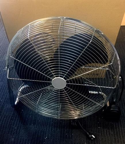 Commercial Fan Range