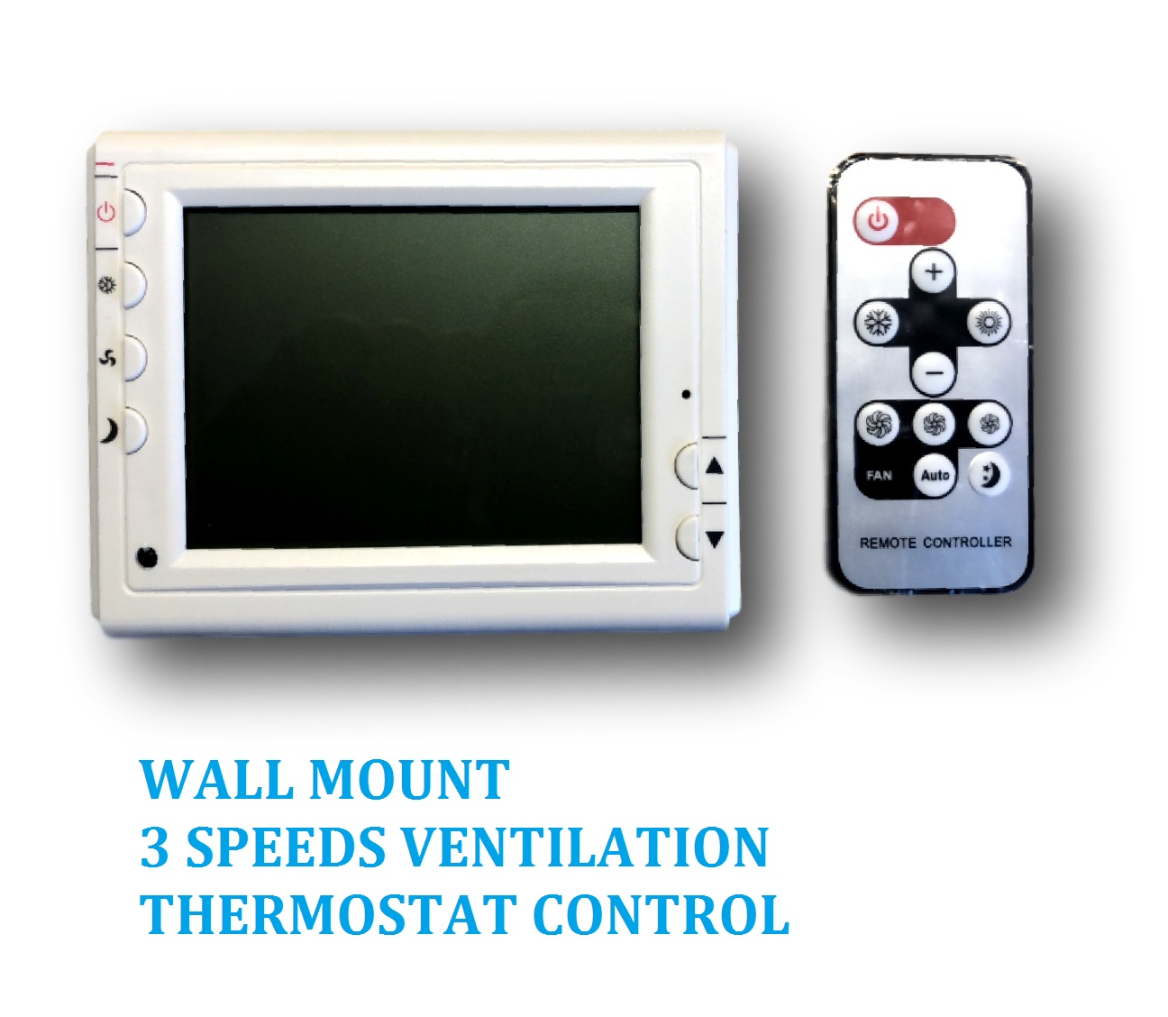 Ventilation System Thermostat Control